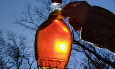 Michigan-Made Syrup