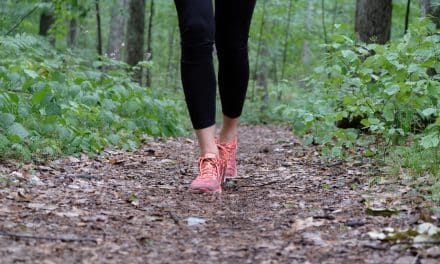 Learning to Love Running on a Ga-zillion Newaygo County Trails