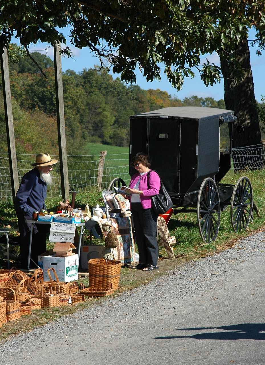 Amish Arts & Wares