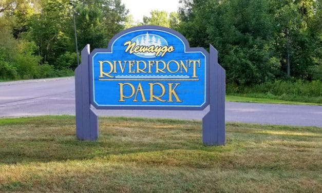 Newaygo's Riverfront Park – A Great Place to Walk Your Dogs!